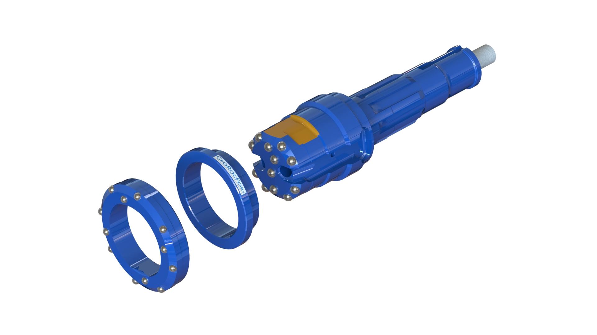 Xs F 6,000″-C / 152.4mm -C