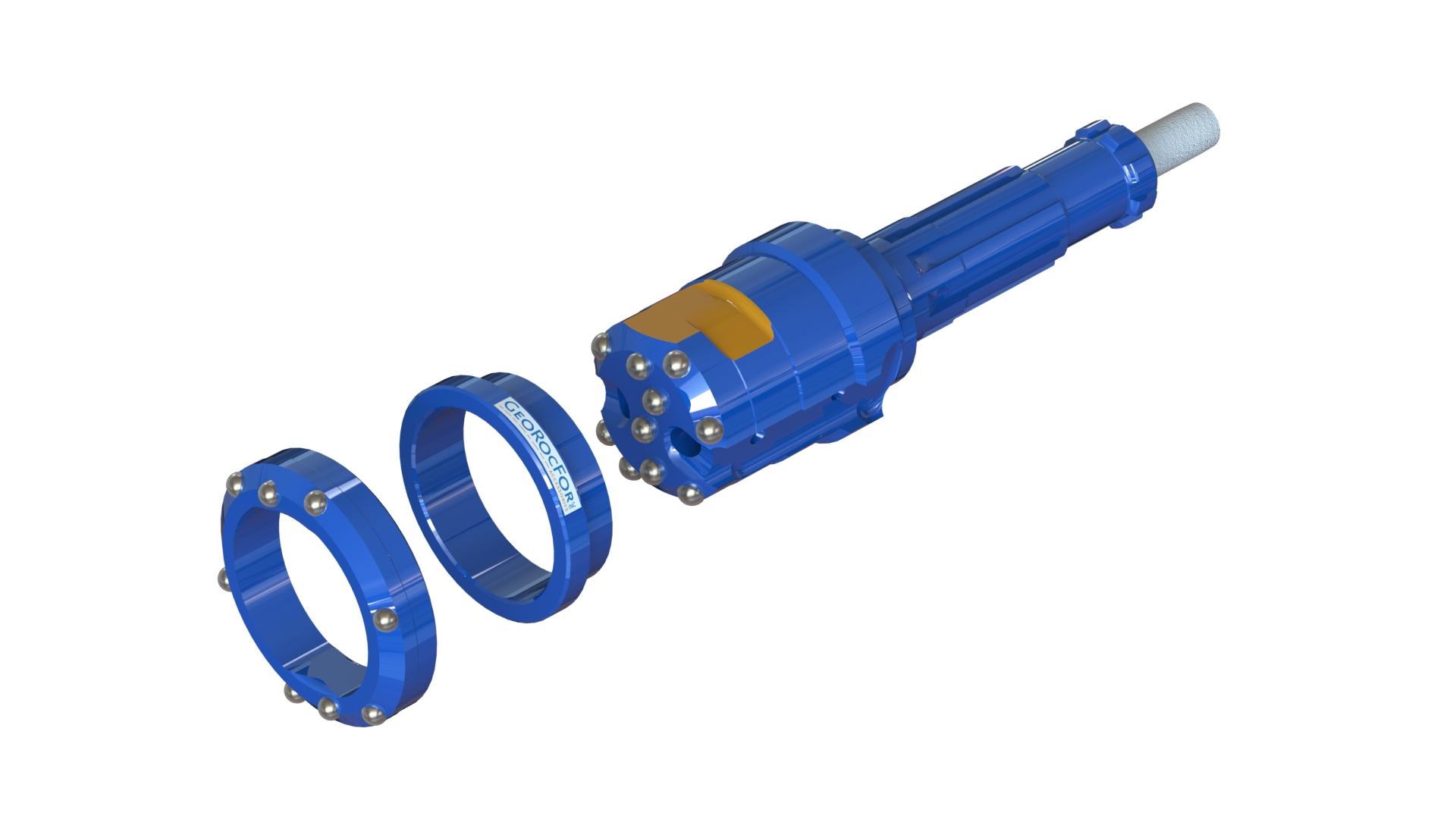 Xs F 4,500″-B / 114.3mm -B