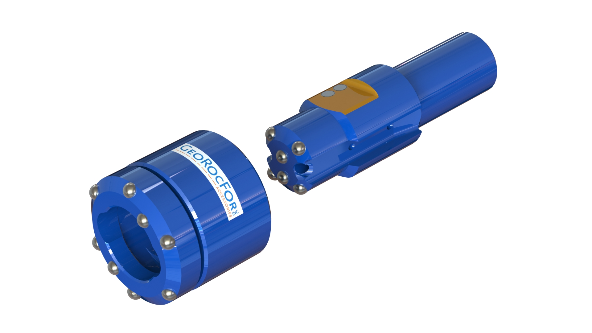 Xs FP 3,000″ / 76.2mm